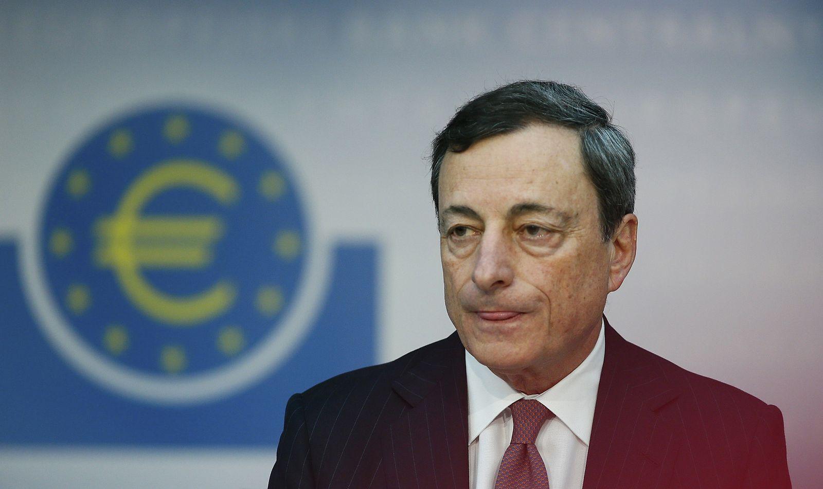 EZB / Mario Draghi
