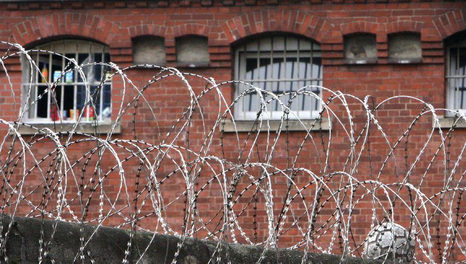 """""""Santa Fu"""", die skandalträchtige Strafanstalt in Hamburg-Fuhlsbüttel"""