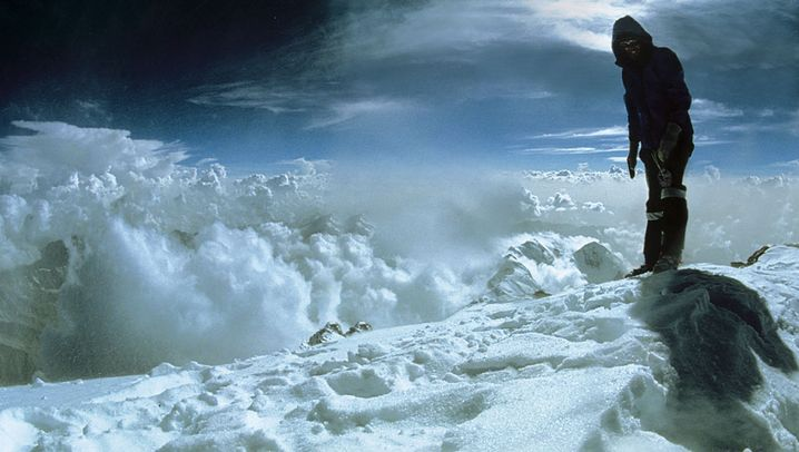 """Nanga Parbat"": Tod eines Bergsteigers"