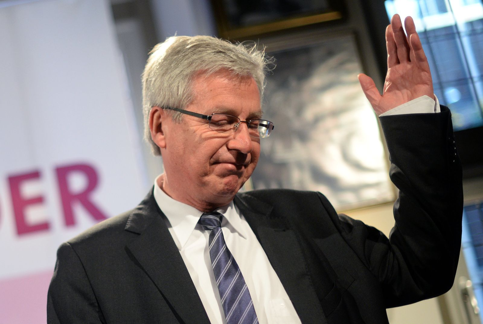 Wahl / Bremen / Jens Böhrnsen / SPD