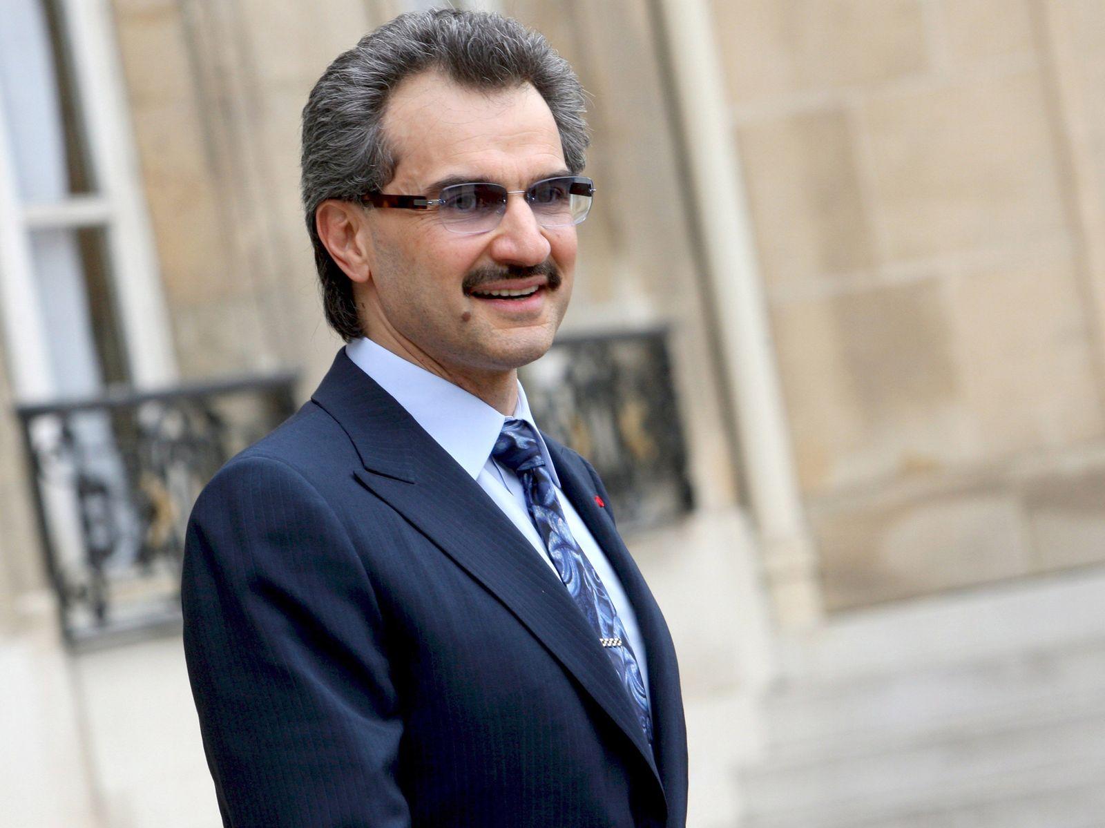 Saudischer Prinz Alwalid bin Talal