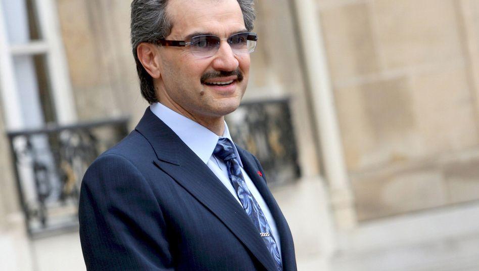 """Prinz Walid Bin Talal: Klage gegen """"Forbes"""" wegen Geringschätzung"""
