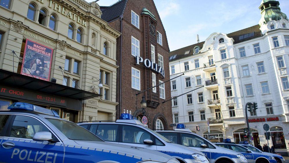"""Angriffe auf Hamburger Polizei: """"Die Gewalt nimmt zu"""""""