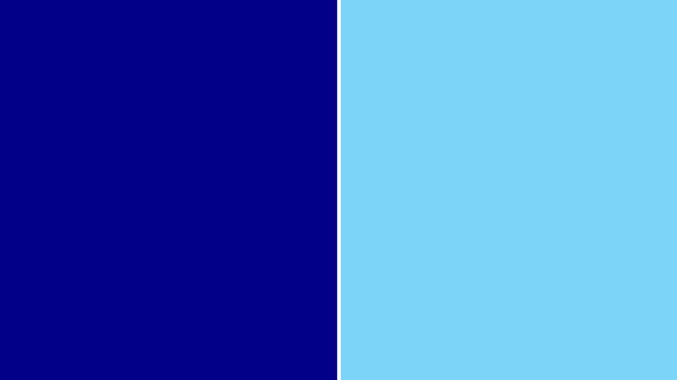 Dunkel- und Hellblau: Unsere Wahrnehmungslücken