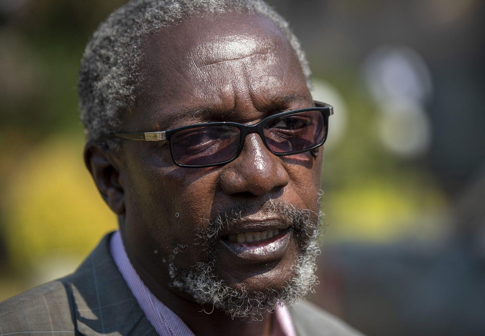 Simbabwe Leo Mugabe