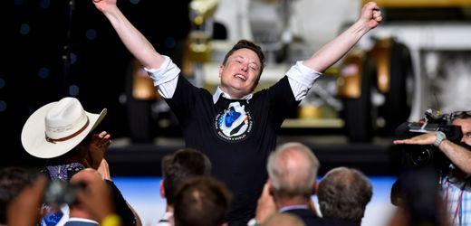 Elon Musk überholt Bill Gates in Ranking der Superreichen