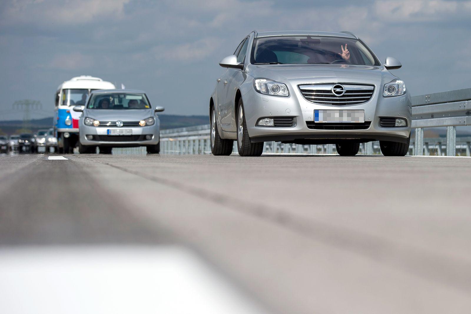 Autobahn/ Deutschland