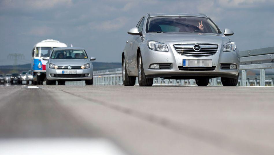 A71 in Sachsen-Anhalt: Gegen ein Tempolimit gibt es keine rationalen Argumente