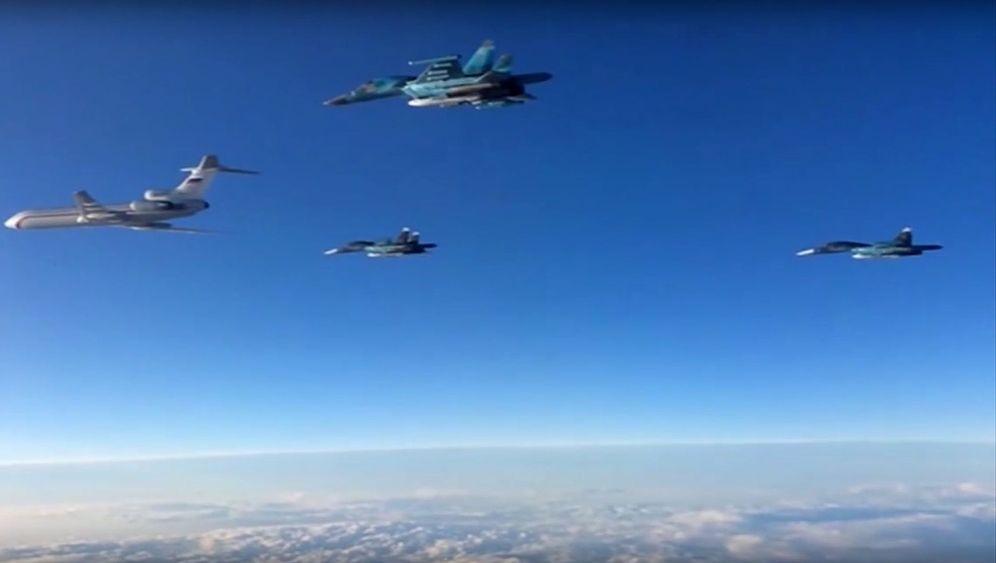 Teilabzug aus Syrien: Russlands Jets auf dem Heimflug