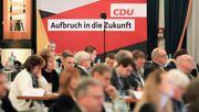 Die CDU traut sich (vielleicht) was