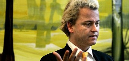 The provocateur: Dutch politician Geert Wilders has already achieved the goals he had for his anti-Koran film before it has even been released.