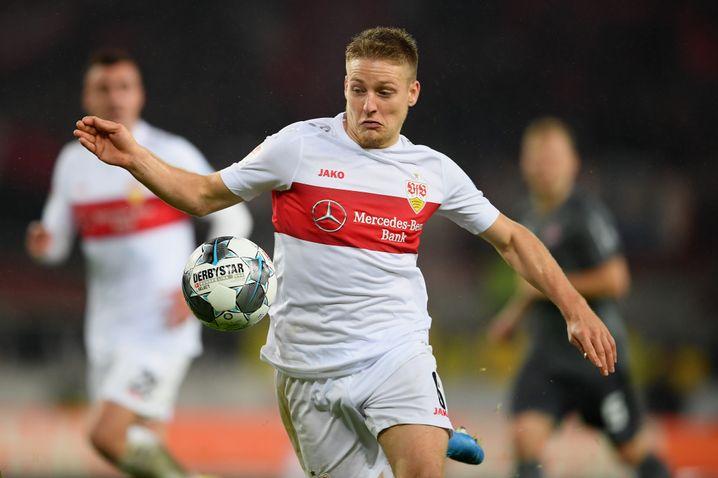 Santiago Ascacíbar könnte bei Hertha das Mittelfeld verjüngen