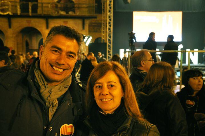 Angst vor dem griechischen Schicksal: Félix und Ana Zamorano