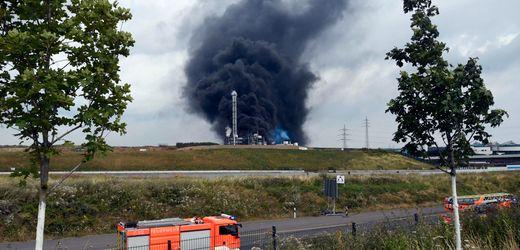 Leverkusen: Explosion im Chempark – das Wichtigste im Überblick