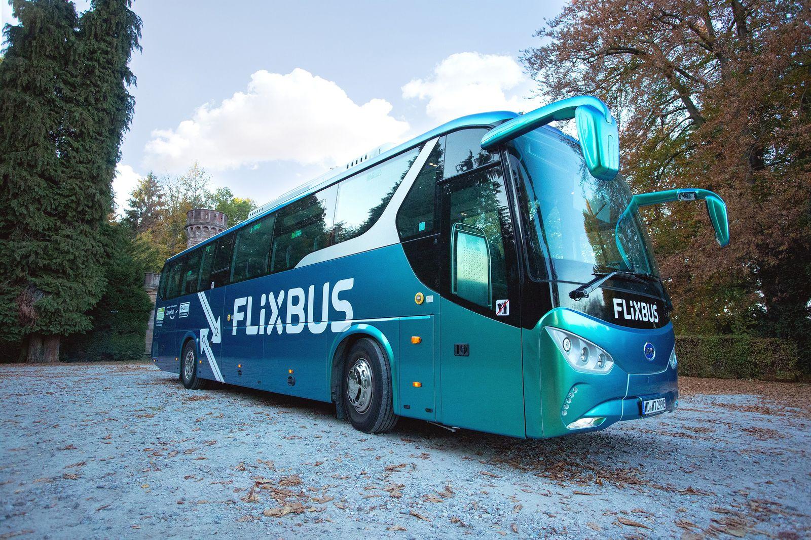 EINMALIGE VERWENDUNG FlixBus/ atmosfair