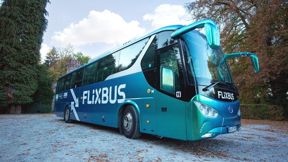 Der elektrische Fernbus von BYD