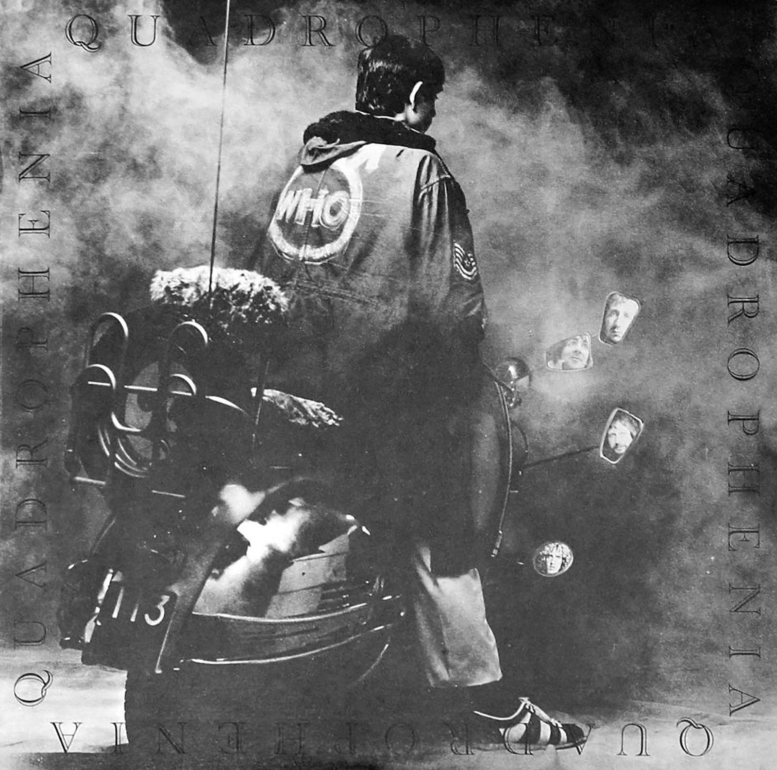 Pete Townshend - Quadrophenia Cover