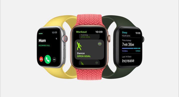 Die neue Apple Watch SE