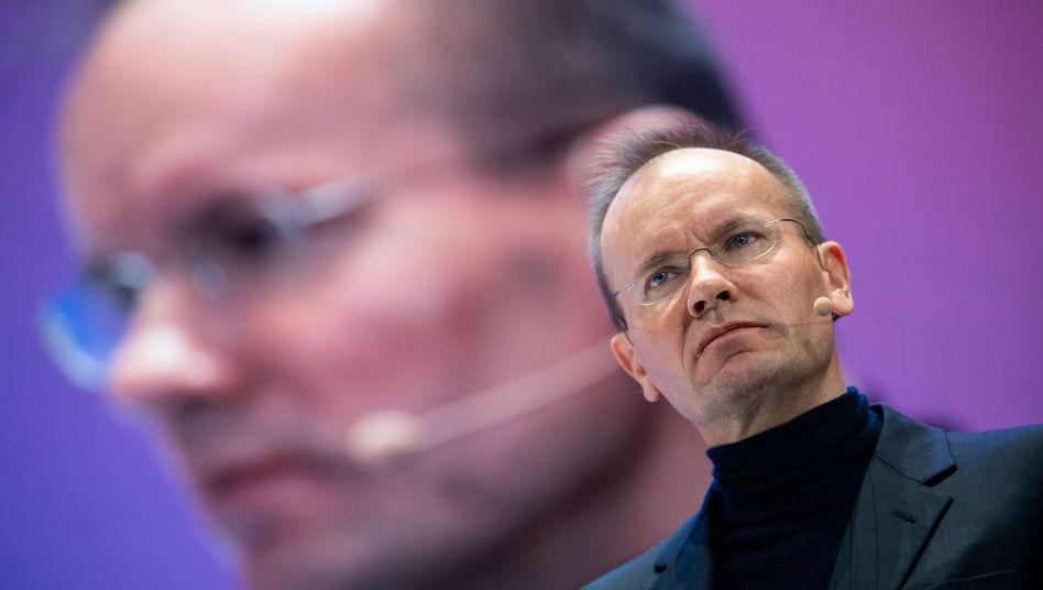 Wirecard-Chef Braun: Wie lange bleibt er noch?