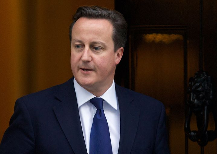 """David Cameron: """"Sie hatten noch ihr ganzes Leben vor sich"""""""