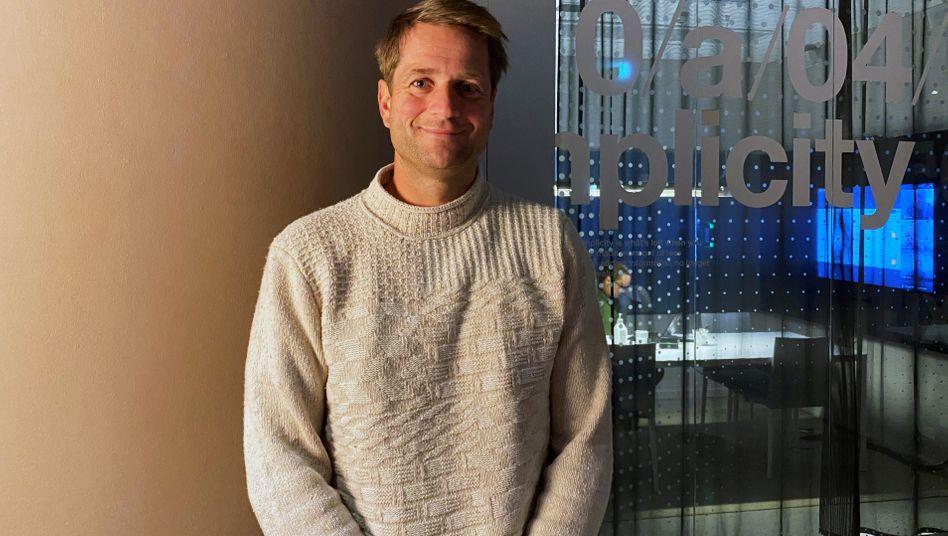 Klarna-Chef Sebastian Siemiatkowski: »Verantwortung, auch zur Lösung globaler Nachhaltigkeitsprobleme«