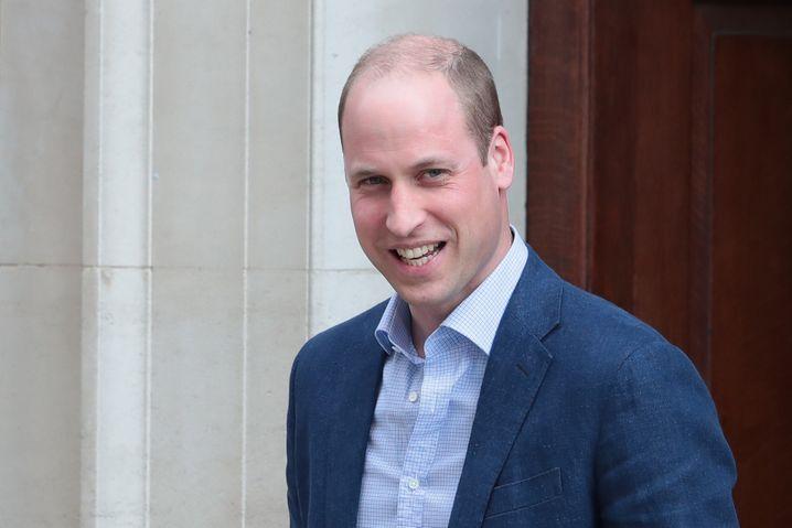 Prinz William (Archivbild)