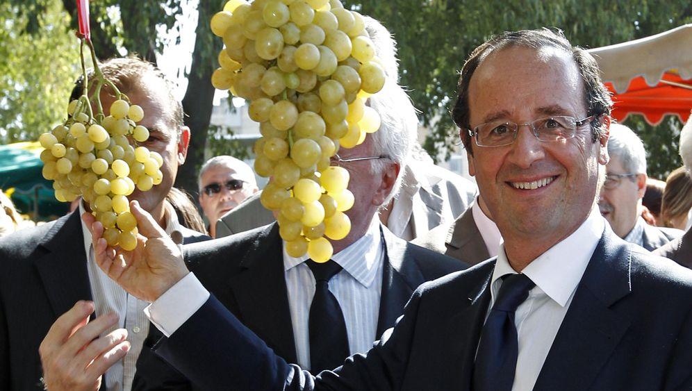 Photo Gallery: Mr. Normal Eyes French Presidency
