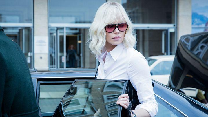 """""""Atomic Blonde"""": Lorraine schwingt die Fäuste"""