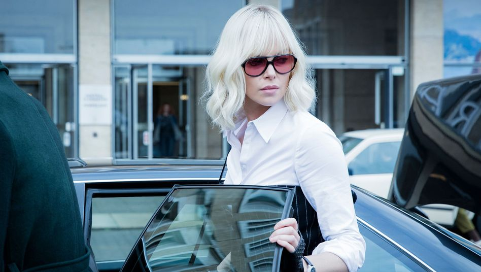 """""""Atomic Blonde"""" mit Charlize Theron: Kälter als der Kalte Krieg"""