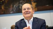 Scholz verteidigt Zögern bei Digitalsteuer