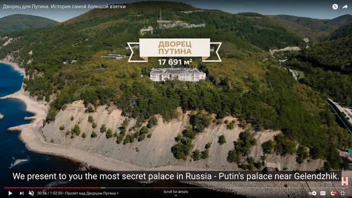 Das Anwesen an der Schwarzmeerküste