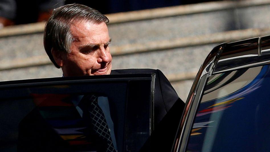 Jair Bolsonaro: »Eine Seite wird das Ergebnis vielleicht nicht akzeptieren«