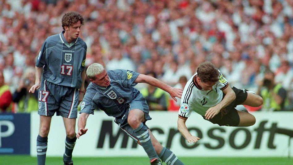 Deutschland vs England, ein Duell mit Brisanz