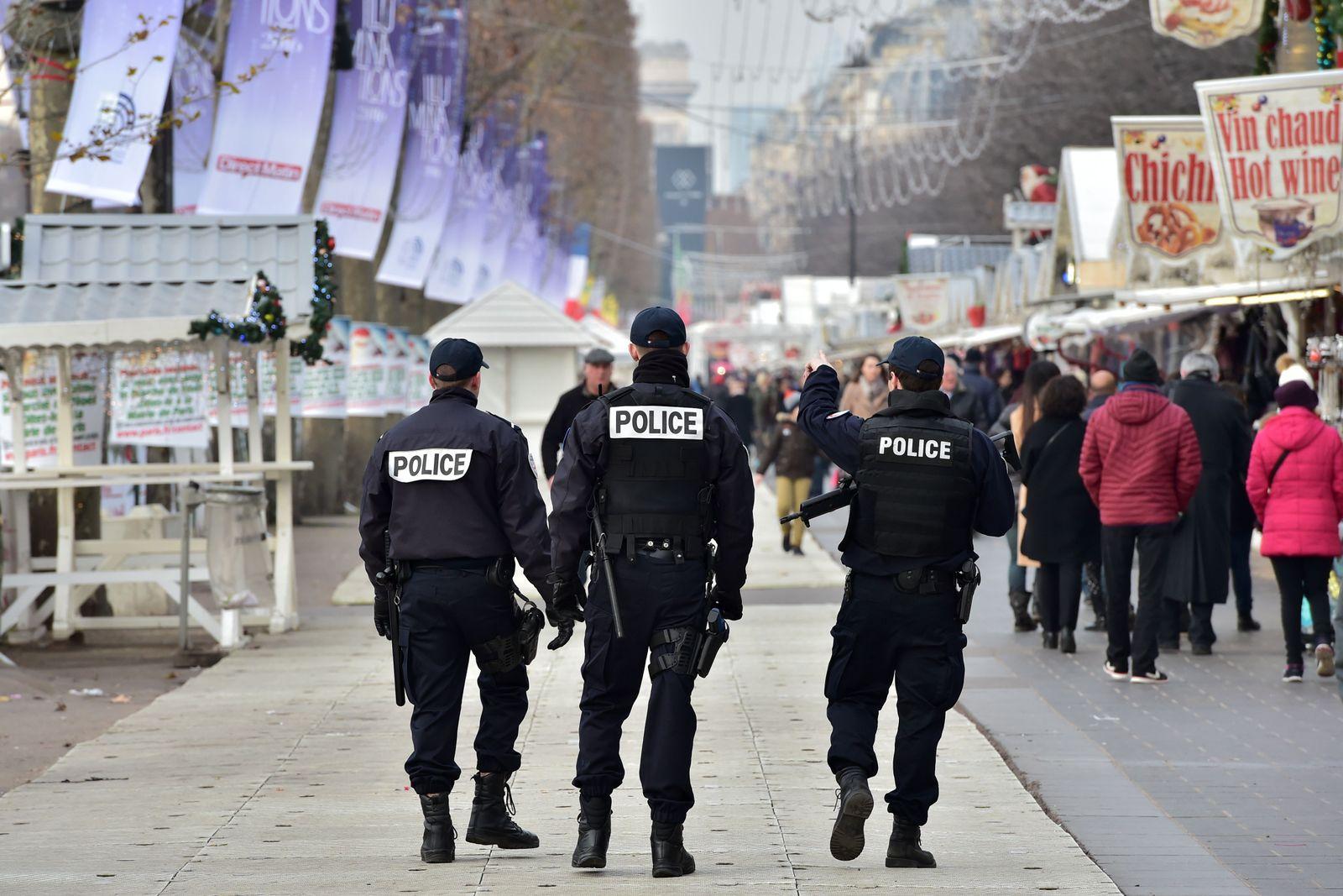 Paris / Sicherheitsmaßnahmen