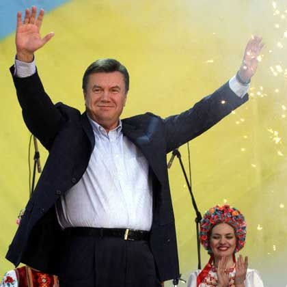 Janukowitsch: Der starke Mann in der Ukraine