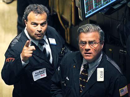 """Makler an der New Yorker Börse: """"Bear Sterns geht es gut"""""""