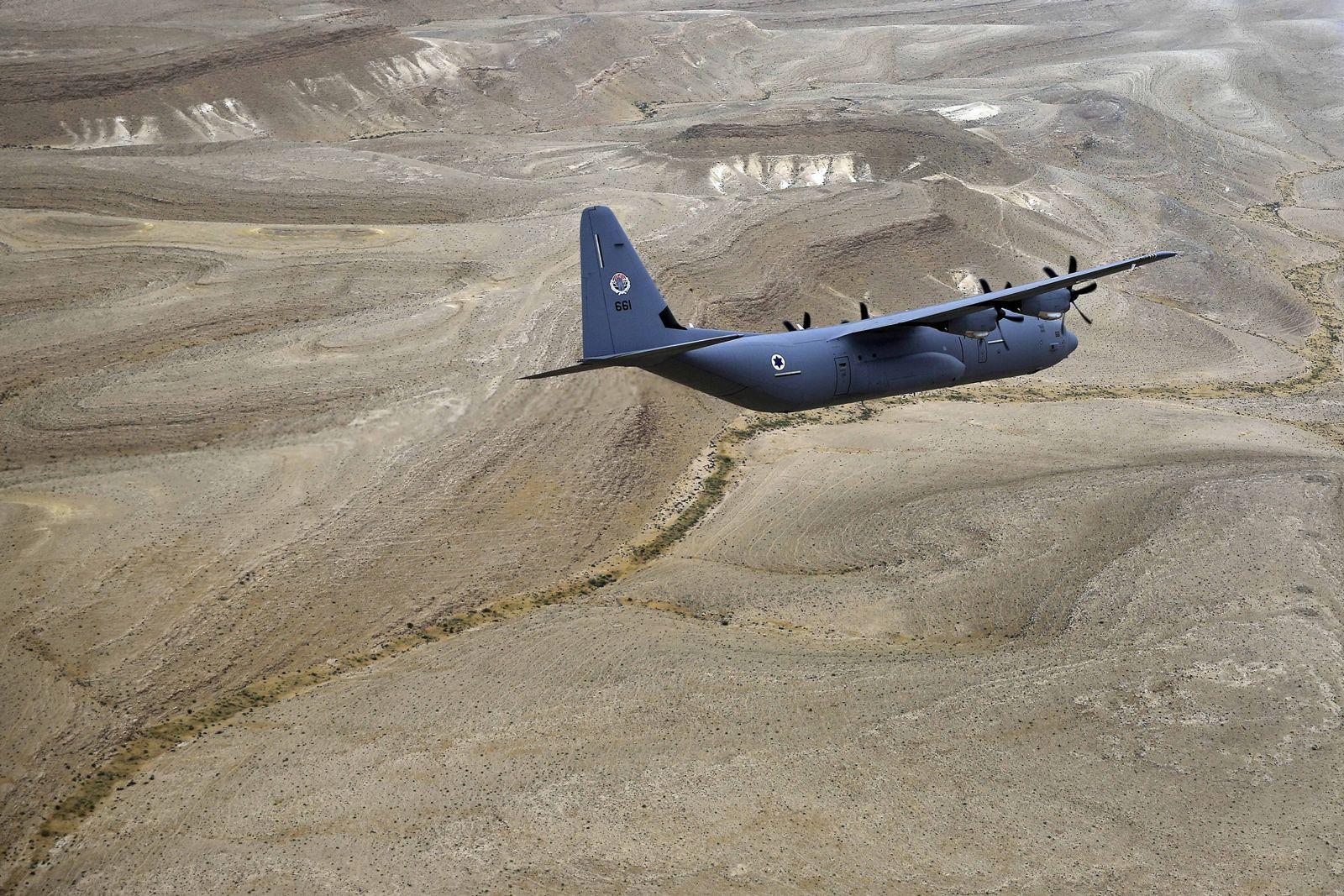 Israel/ C 130J/ Lockheed