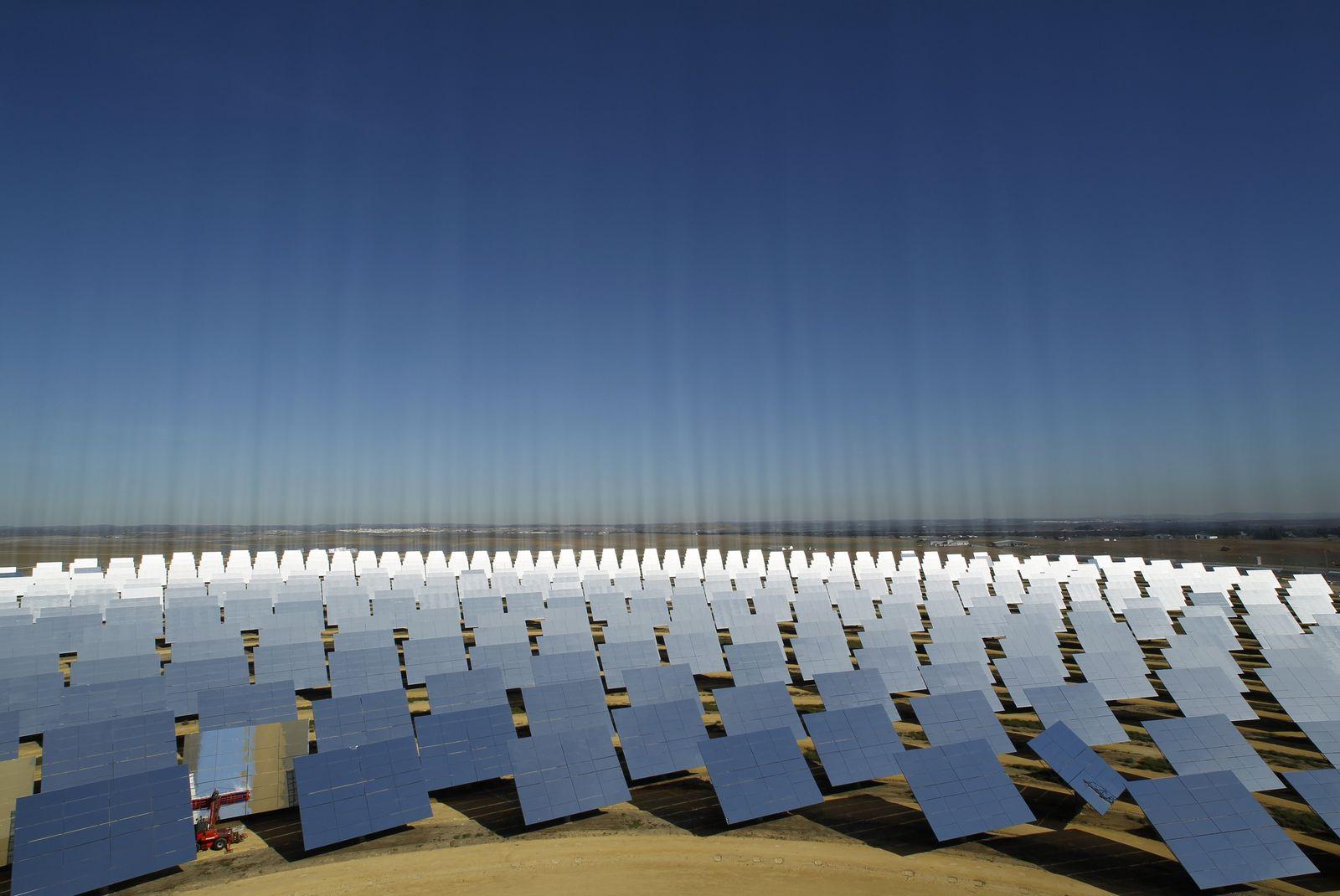 Spanien Solar