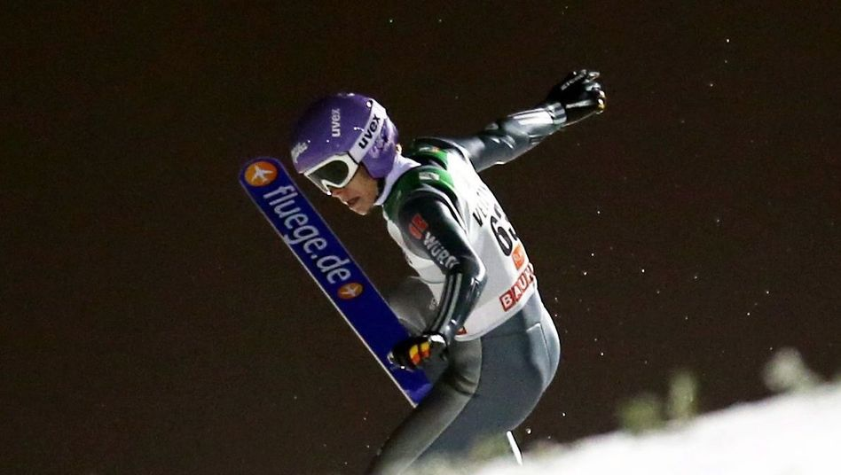Skispringer Wellinger: Sturz in Ruka
