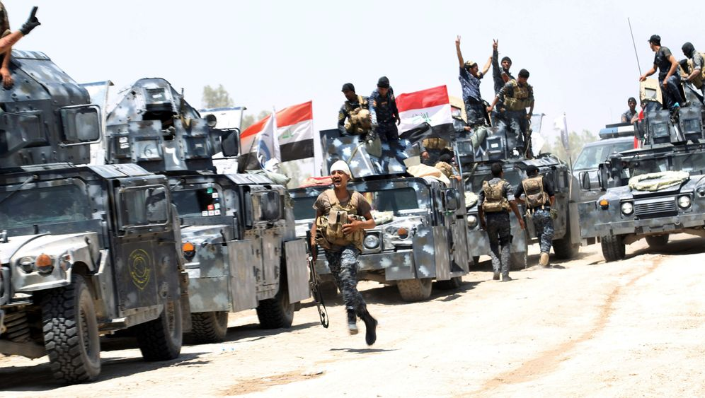 Photo Gallery: Taking Back Fallujah