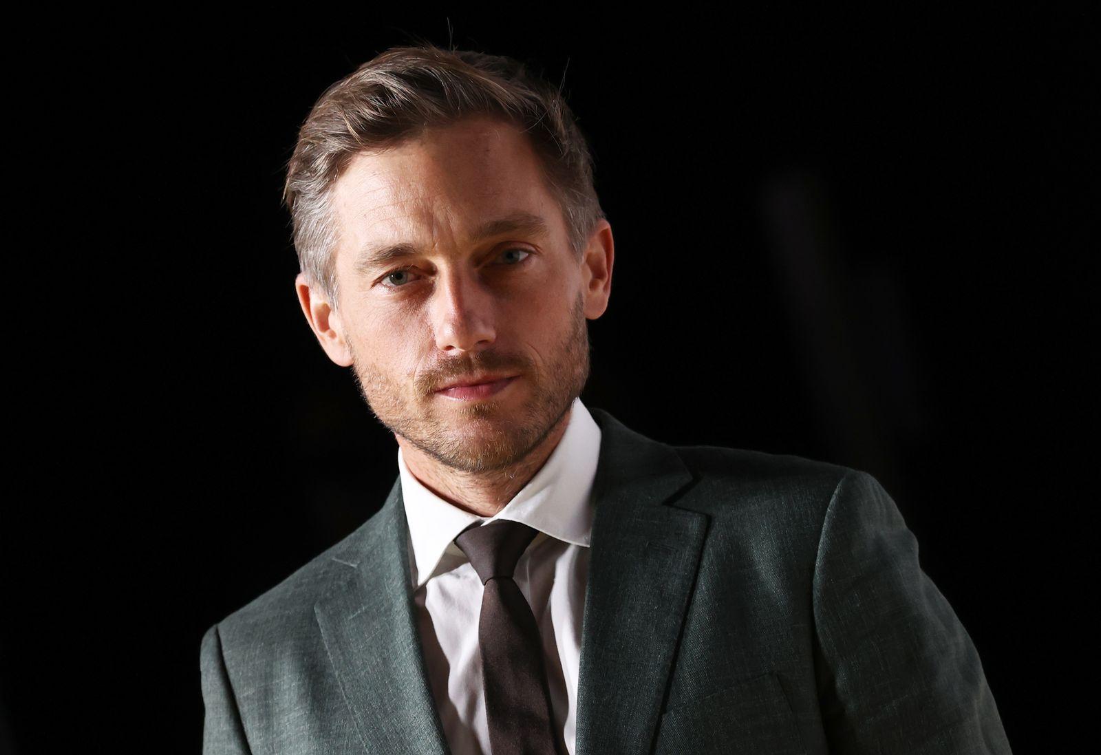 Coronavirus - Schauspieler Volker Bruch