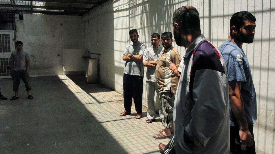 """Gefangene in Ajalon: In dem israelischen Hochsicherheitsgefängnis starb """"Häftling X"""""""