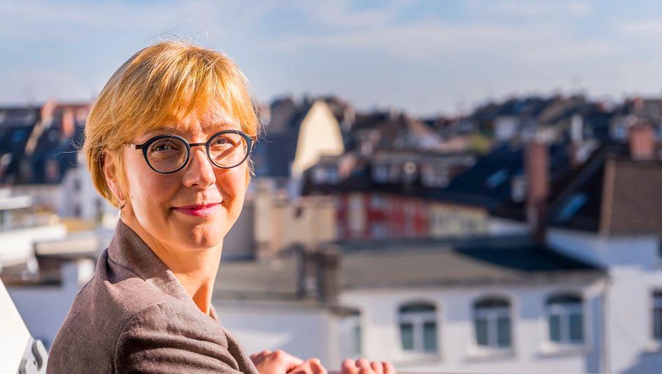 Susanne Panter: Hilft Menschen, ihre Herkunft zu klären