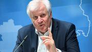 """Seehofer spricht von """"Alarmsignal für den Rechtsstaat"""""""