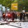 Dutzende Polizisten nach Fan-Krawallen verletzt und dienstunfähig