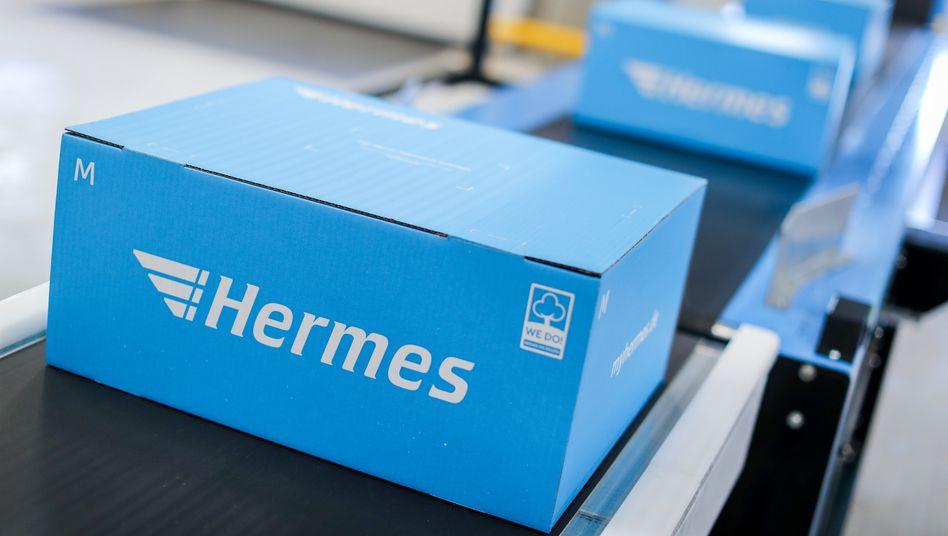 Logistik-Center von Hermes: Spielraum für wichtige Investitionen