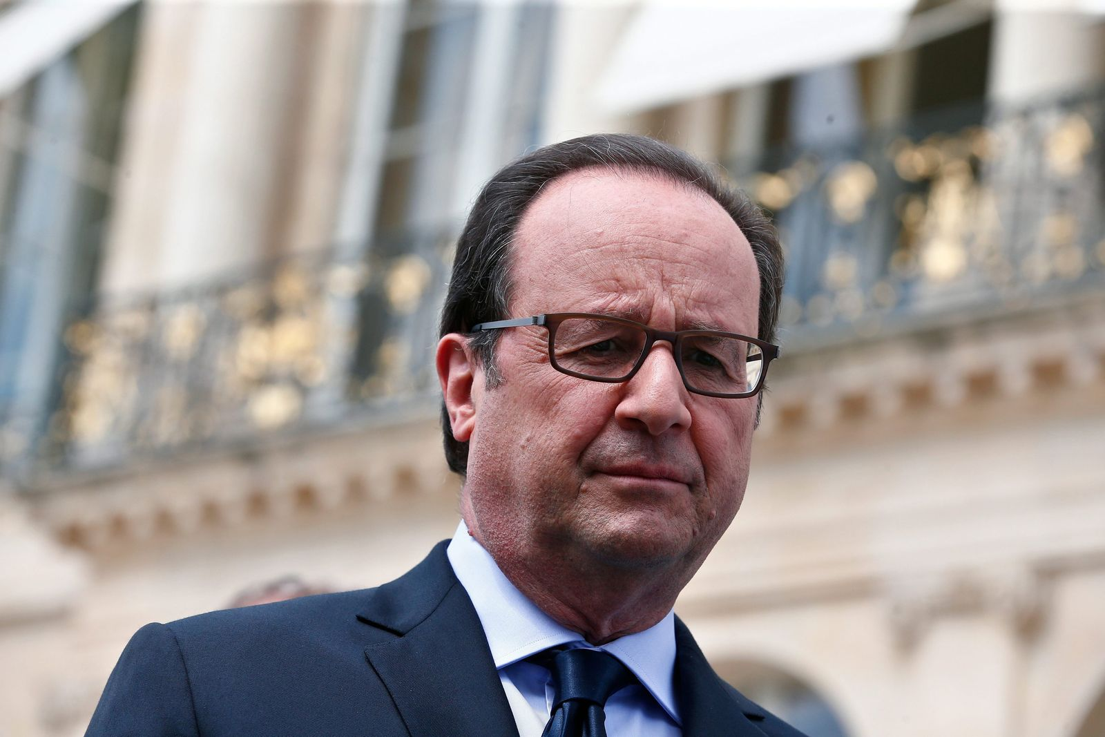 Normandie / Geiselnahme/ Hollande