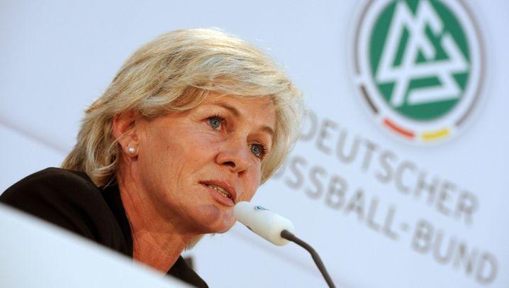 DFB-Frauen: Neids Luxusproblem