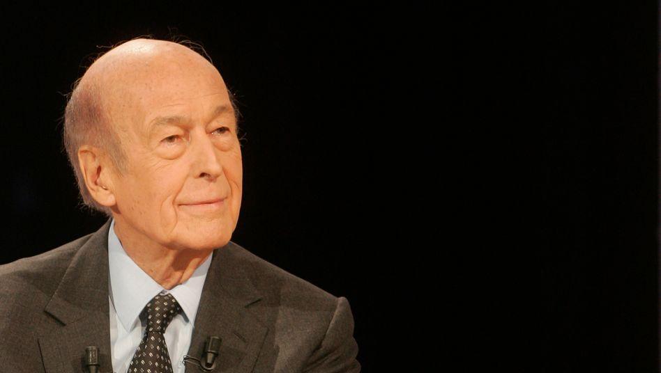 Valéry Giscard d'Estaing (Archivbild)