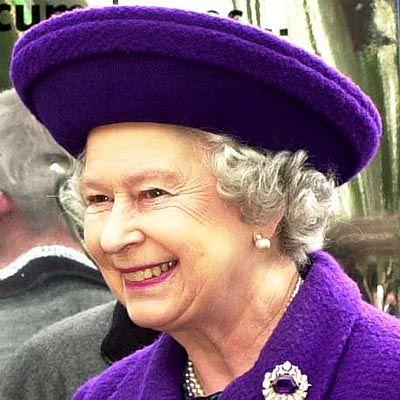 """Rhys-Jones über Elizabeth II.: """"Altes Tantchen"""""""